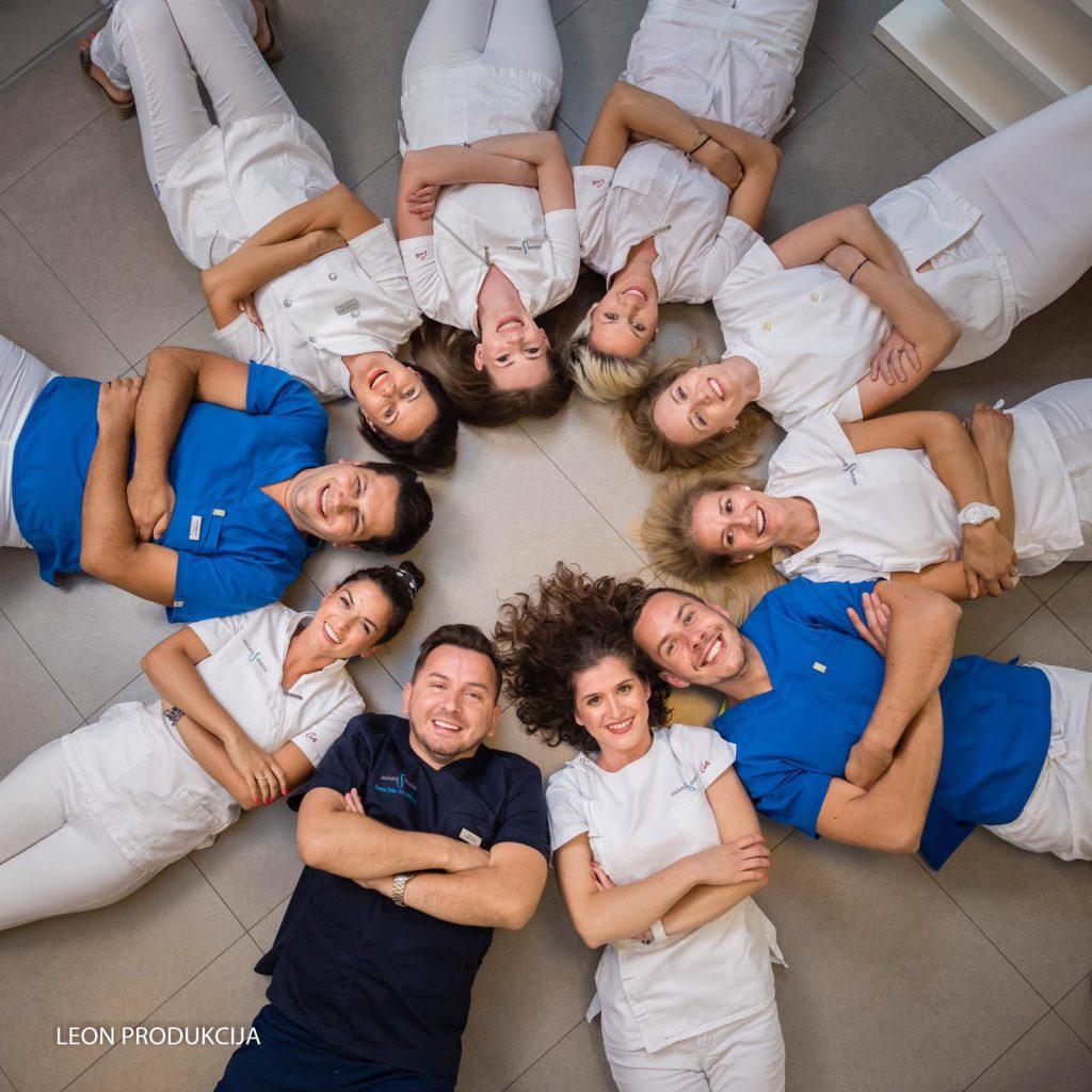 Salona Dental Nas tim strucnjaka
