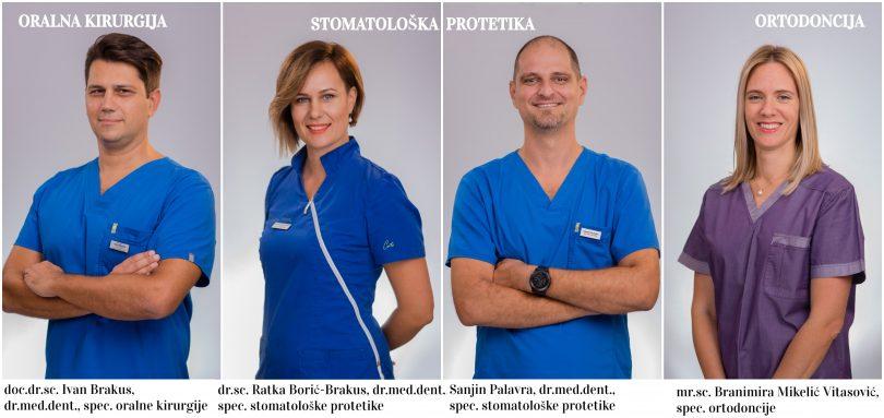 Salona Dental specijalisticki pregled